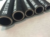 Boyau hydraulique en caoutchouc de boyau R12 flexible