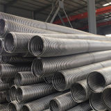 Gewölbter flexible Stahlschlauch
