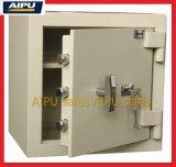 Uipa Steell poitrine avec un coffre-fort de l'acier de haute sécurité Bitted sécuritaires avec double verrouillage par clé (SC515k263-01)
