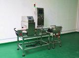 Detecção de metal combinada de alta velocidade e verifique a máquina de instrumento