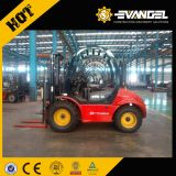 Forklift superior Cpcd30 do motor Diesel de Yto 3ton do tipo de China