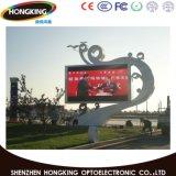 Panneau-réclame extérieur du Module P10 DEL de fer d'usine de Shenzhen