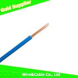 Cable eléctrico de cobre del PVC 450/750 V