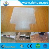 Tapete de pavimento de PVC para escritório / proteção de chão doméstico