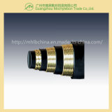 Flexible hydraulique de câble tressé de mine de charbon (602-3B-1-1/2)