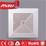 Низкий уровень шума двух способ закрепить на стене ванной комнаты Вытяжной вентилятор
