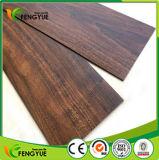 Пол PVC PVC роскошной серии деревянный пластичный крытый