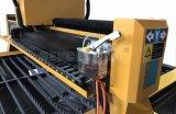 De Snijder van Cuting Machineplasma van het Koper van het Ijzer van het Aluminium van het Staal van het Metaal van de Vlam van het plasma