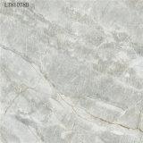 新しいセメントデザイン灰色の艶をかけられた磁器の床タイル(LT8Y078B)