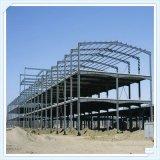 중국 Q345 Q235 큰 경간 강철 프레임 구조 건물