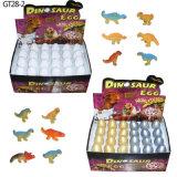 L'oeuf de dinosaur croissant de fournisseur d'usine joue les jouets magiques