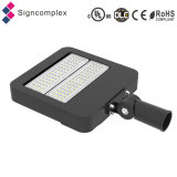Preço claro superior do diodo emissor de luz Shoebox do UL Dlc da qualidade IP65 para a luz do lote de estacionamento
