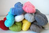スカーフ編むパターン安くがっしりした編まれたアルパカヤーン