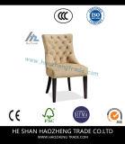 Hzdc135 가구 마리아 까만 옆 의자, 2의 세트