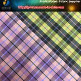Nylon покрашенная пряжей ткань Spandex с лептами Анти--Пыли для рубашки