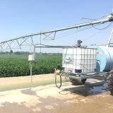 Déplacer l'irrigation Système linéaire/latérale de l'irrigation pour l'Agriculture mobiliers de la machine