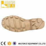 Laarzen van de Woestijn van het Leer van de Koe van het suède de Lichtgewicht Tactische