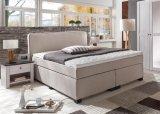 공장 가격은 7개의 지역 소형 봄 침대 박스 스프링 침대 매트리스를 분할했다