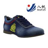 Chaussures à chaussures décontractées lavables Denim Upper Men Bf1610187