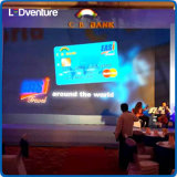 Farbenreiche LED-videoinnenwand für Mietereignis-Konferenz