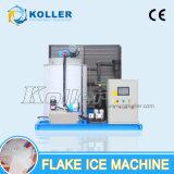Машина льда хлопь свежей воды Koller 5000kg/Day для рыбозавода