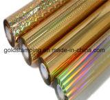hete het Stempelen van de Folie van 0.64*120m Holografische Folie