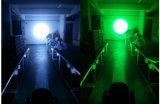 Iluminação principal movente do efeito da luz do diodo emissor de luz da aura do Mac