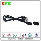 Водоустойчивый магнитный кабельный соединитель для продуктов любимчика пригодных для носки