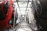 Sistema automático del estacionamiento del rompecabezas