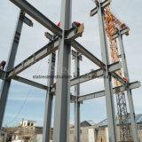 De beste Gebouwen van het Frame van de Structuur van het Staal van het Ontwerp met Materiële Besparing