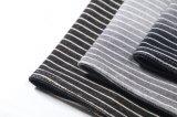 Tessuto di lavoro a maglia del denim della banda di disegno di modo per l'indumento