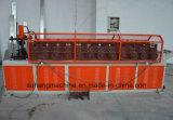 لوّنت فولاذ سقف جملونات لف باردة يشكّل آلة لأنّ عمليّة بيع