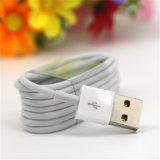 1 м белый 8 штифт синхронизации данных зарядное устройство USB кабель с адаптером USB-кабель для iPhone 5 5s 6 6s 7 Plus
