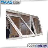 Окно тента высокого качества алюминиевое с двойным стеклом
