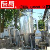 Secador de pulverizador dedicado da alga preta