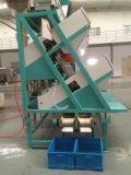 ISO及びセリウムの証明書が付いているHons+の緑茶CCDカラー選別機