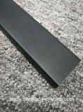 Custom Matt Anodizing Machined Aluminum Extrusion Profile