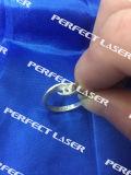 반지를 위한 섬유 Laser 조각 표하기 기계 금속 Laser 조각