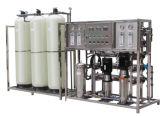 Trattamento delle acque salato del pozzo trivellato dal sistema di osmosi d'inversione per stampa