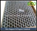 Filtro perfurado do cilindro do engranzamento de fio do aço inoxidável/filtro do cartucho