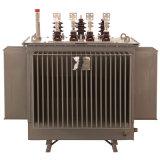 trasformatore di potere a bagno d'olio a tre fasi di tensione di 6kv 10kv 11kv 35kv