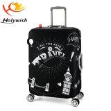 Cubierta protectora elástico más fuerte de encargo barata del equipaje