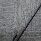 la tela colorida manejada 40s de Linenette del hilado para los muebles del sofá tapiza