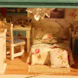 Guangzhou rompecabezas 3D de Dollhouse DIY juguete de madera