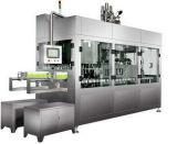 Máquina de rotulagem Máquina de rotulagem Linha de garrafa automática completa completa de alta velocidade