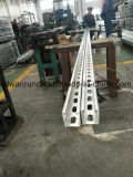 Unistrut Made by HDG Folha de aço com extremidades limpas e finais simples (Canal)