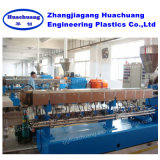Shjs-65 Paralelo Twin Screw Extruder Water Cooling Strand Granulator