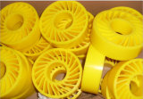 クラッシュの車輪のためのポリウレタン要素