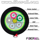 48f Gyfts câble fibre optique de plein air avec force en PRF états