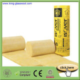 Moistureproof Manta de lana de vidrio para la casa de estructura de acero